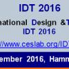 The 11th International Design & Test Symposium (IDT 2016)