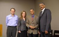 Nikil Dutt receives CS@ILLINOIS 2017 Distinguished Educator Award