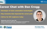 Career Chat with Dan Cregg