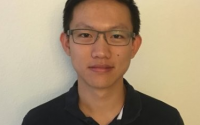 Luke Chen Wins Graduate Student Fellowship Award